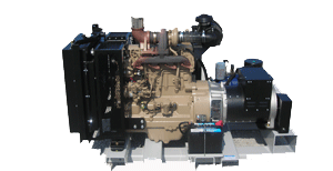 Boss Air 40KW Generator
