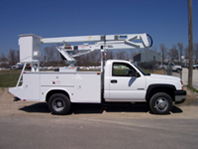 Dur-A-Lift DO-32, 36 Aerial Lift