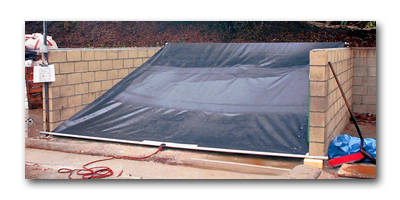 PullTarp Bunker Covers
