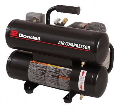 Goodall 65-005 Air Compressor