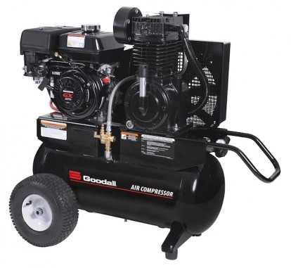 Goodall 65-210 Air Compressor