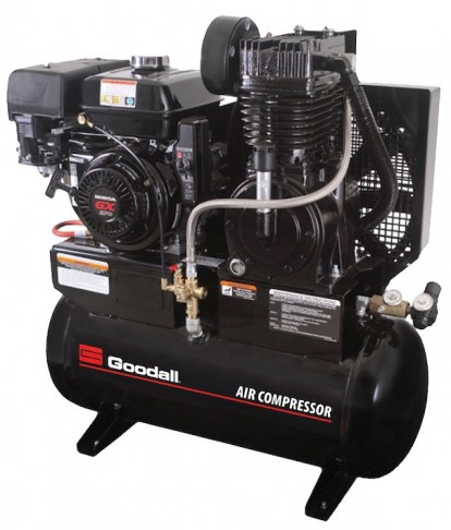 Goodall 65-215 Air Compressor
