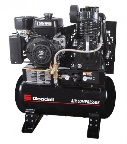 Goodall 65-400, 65-410 Air Compressor
