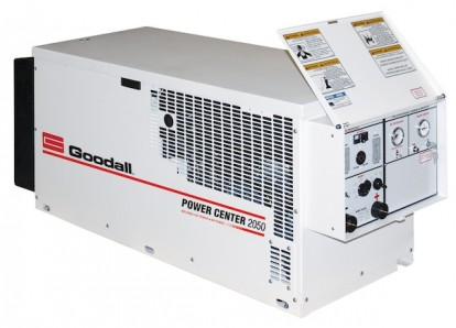 Goodall GPC2150 Power Center
