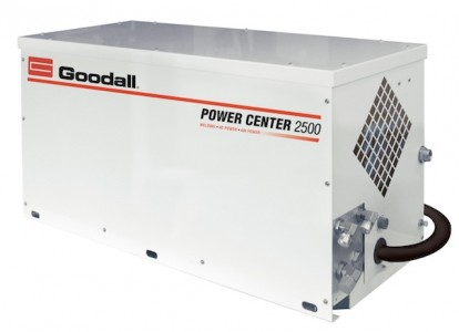 Goodall GPC2500 Power Center