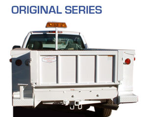 Tommy Gate Service Body Original Series