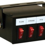 Buyers 6391104 Switch Box 4-Function