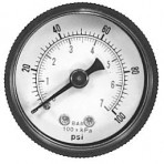 Buyers Pressure Gauge